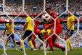 Швеция — Англия 0:2. Определился первый полуфиналист ЧМ-2018. Фото, видео голов