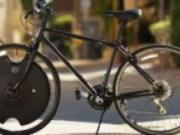 Суперколесо превратит велосипед в электроскутер за 30 секунд