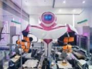 Первый роботизированный ресторан открылся в Китае