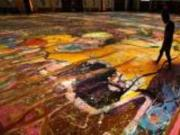 В Дубае за $62 млн продали самую большую в мире картину