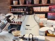 В Китае создали робота-баристу