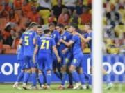 Большой шанс реабилитироваться : появилось видео реакции сборной Украины на выход в плей-офф Евро-2020