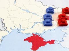 СБУ и пограничники провели учения по перекрытию админграницы с Крымом