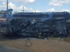 ЮАР: в жутком ДТП погибли 20 детей