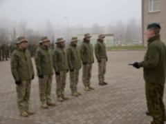 Литва планирует направить больше военных инструкторов в Украину