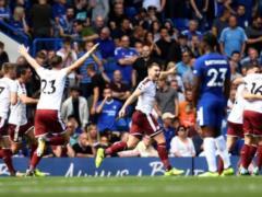 Челси  начал сезон боевым поражением в чемпионате Англии