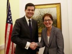 В Украину с визитом прибыл заместитель главы Госдепа США