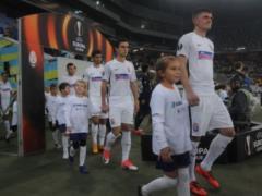 Вернидуб взял на важный матч Лиги Европы 20 футболистов