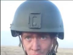 солдат, разогревая еду, уничтожил БТР за 28 миллионов