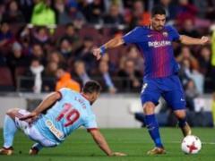 Барселона  опять доминирует в национальном чемпионате