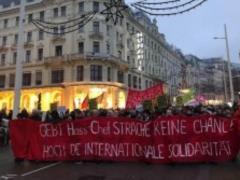 В Австрии люди протестуют против правительства Курца