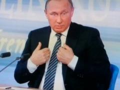 В РФ дети за деньги рисуют Путина:  фееричные изображения российского президента