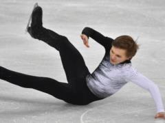 Российские фигуристы упали мимо медалей