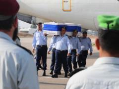Израиль почтил память погибших солдат и жертв терактов