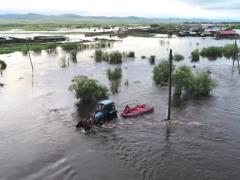 От наводнений в Индии погибло 164 человека