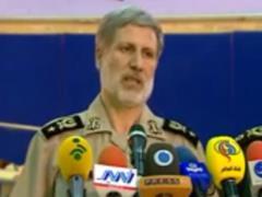 Иран заявил о новом реактивном истребителе