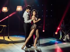 Женя Кот использовал запретный элемент на шоу «Танці з зірками»