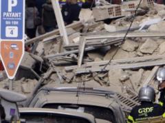 Обрушение домов в Марселе: найдены 2 тела