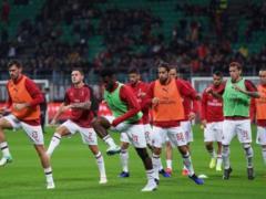 Милану  грозит серьезный денежный штраф и запрет на осуществление трансферов