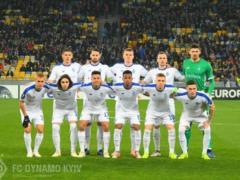 Динамо  и  Шахтер  в топ-20 лучших клубов Европы