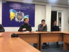 Сергей Кривенко: Засідання громадської ради при службі автомобільних доріг в Одеській області