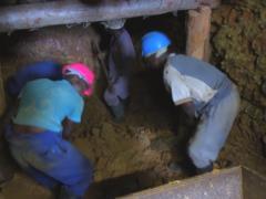 Прорыв плотины: 23 шахтера заперты в туннелях Зимбабве