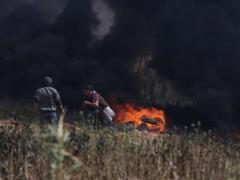 ХАМАС расстрелял демонстрации протеста в Газе