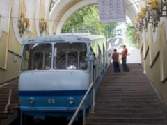 Киевские власти решили отреставрировать фуникулер