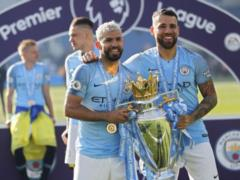 Манчестер Сити  может стать первой командой, которая выиграет английский требл
