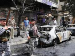 Взрыв в мечети Багдада: 7 жертв и более 20 пострадавших