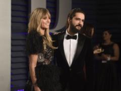 После свадьбы Хайди Клум и ее мужа оштрафовали на 6 тысяч евро