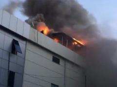 В отеле Стамбула произошел пожар – есть пострадавшие
