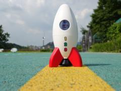 63-летний ученый-самоучка полетит на самодельной ракете