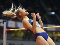 Украинки выиграли пять медалей на историческом легкоатлетическом матче Европа - США