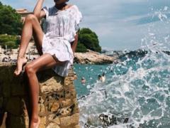 Дзюдоистка Билодид порадовала поклонников соблазнительным фото с моря