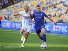 Динамо  безвольно проиграло  Десне  в Киеве перед стартом в Лиге Европы