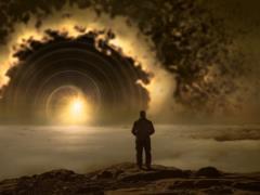 Космический голод: вспышки на черной дыре озадачили ученых