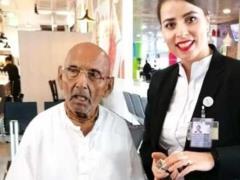 В ОАЭ нашли самого старого жителя в мире