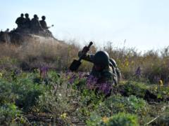 ООС: боевики 4 раза нарушили режим прекращения огня