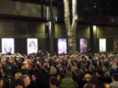 Грузины взбунтовались против фильма о гей-любви