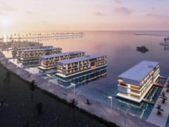 Болельщики будут жить на воде и в роскошных лайнерах во время Чемпионата мира-2022 в Катаре