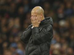 Манчестер Сити  выгнали из Лиги чемпионов