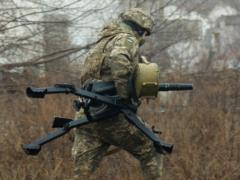 Боевики обстреляли из гранатомета окрестности Водяного, - штаб ООС