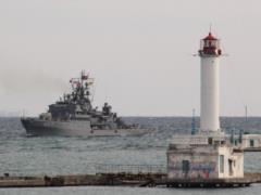 Руководство ВМС Украины обсудило с представителями НАТО углубление сотрудничества