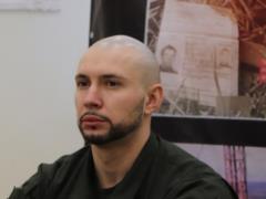 Виталий Маркив лично представил в Харькове фильм и книгу  Позывной Итальянец