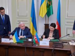 В Харькове установят памятник азербайджанскому классику