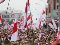 Белорусское МВД инициирует внесение БЧБ флага и лозунга  Жыве Беларусь  в перечень нацистской символики