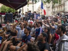 Нам надо больше узнать о Европе : французские фанаты перепутали Будапешт с Бухарестом, а украинцев с венграми