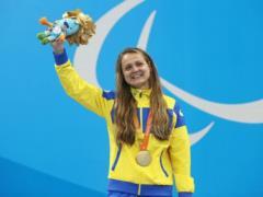Украинка Стеценко завоевала 3-е золото Паралимпиады в Токио