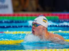 В активе паралимпийской сборной Украины уже 60 медалей